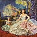 Encarna y su hija-Antonio Ortiz Echagüe.jpg