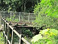 End of the bridge - geograph.org.uk - 1405718.jpg