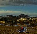 End of the day on Matagorda beach, Lanzarote - panoramio.jpg