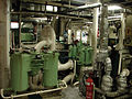 Engine room on La Paimpolaise.jpg