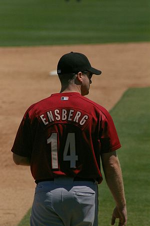 Morgan Ensberg - Ensberg with the Astros
