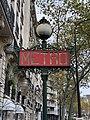 Entrée Station Métro Exelmans Paris 2.jpg
