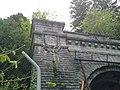 Entrée côté francais du tunnel ferroviaire du Somport vue 10.jpg