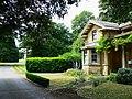 Entrance to Hartham Park, Corsham - geograph.org.uk - 1942354.jpg