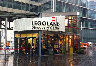 Legoland Discovery Centre - Legoland Discovery Centre Berlin