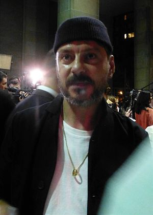Enzo Cilenti - Cilenti at the premiere of Free Fire at Toronto Film Festival in 2016