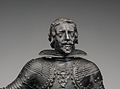 Equestrian statuette of Philip IV, King of Spain (1605–1665) MET DP-922-004.jpg