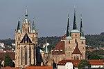 Erfurt, Dom und St. Severi