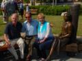 Eric Turkington, Gary Borisy, and Susan Avery 2013.png