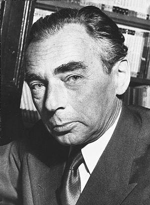 Erich Kästner - Erich Kästner, 1961