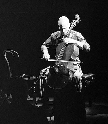 Erik Friedlander at Joe's Pub, 7/17/07.