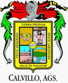 Coat of arms of Calvillo (City)