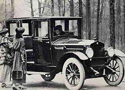 Essex automobile wikipedia for 20th century motor company