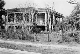 Casa de Estudillo (San Leandro, California) building in California, United States