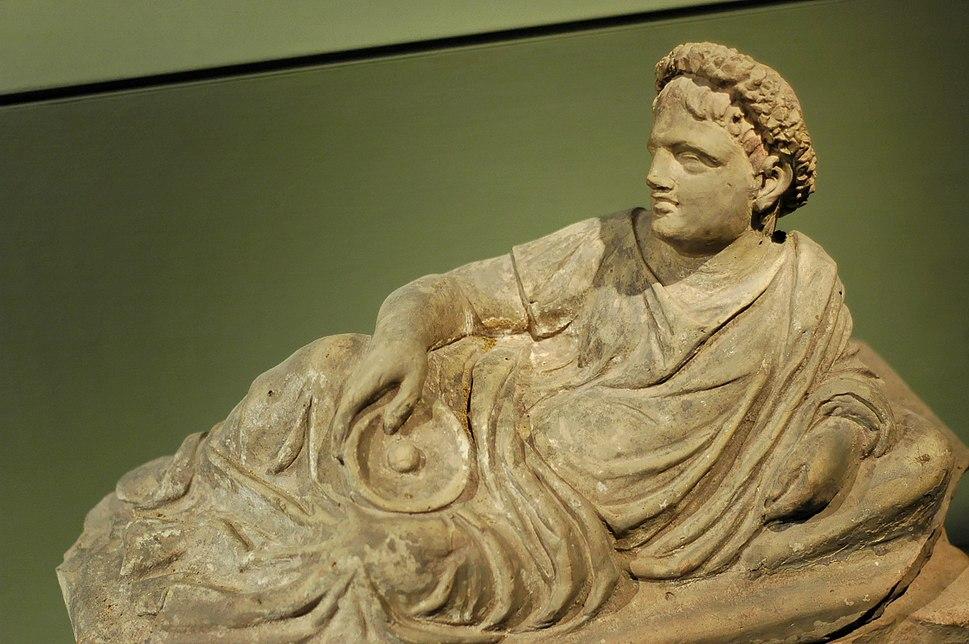 Etruscan sarcophagus SMS n1