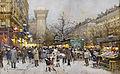 Eugène Galien-Laloue Paris Porte Saint-Denis 5.jpg