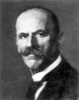 Eugen Schiffer - Image: Eugen Schiffer (1919)