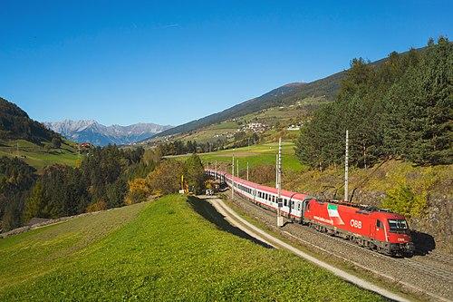 Brennerbahn Wikipedia
