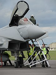 Eurofighter Typhoon Groundcrew, Kemble Air Show  2009.jpg