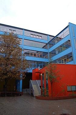Der Neubau des Evangelischen Schulzentrum Leipzig