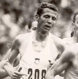 Evert Nyberg Swedish long-distance runner