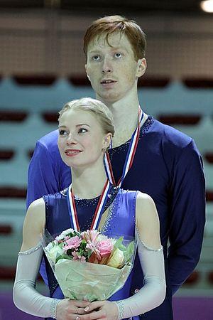 Evgenia Tarasova - Tarasova and Morozov at the 2016–17 Grand Prix Final