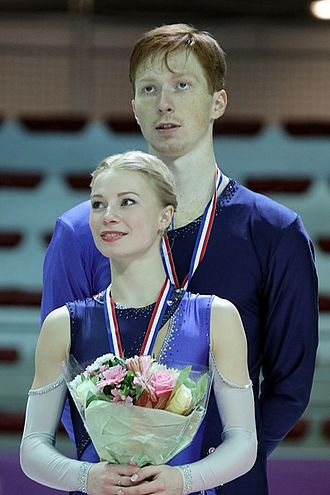 Evgenia Tarasova - Tarasova and Morozov at the 2016–17 Grand Prix Final