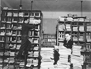 Evidence and documentation for the Holocaust