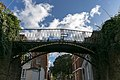 Exeter - Entrance gate to Southernhay 20181027.jpg