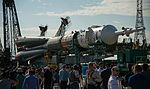 Expedition 48 Soyuz Rollout (NHQ201607040132).jpg