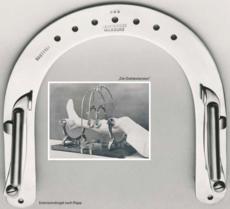 7fba38286349ee Einer der ersten Extensionsbügel nach Klapp hergestellt von der Firma  Richard Kaphingst