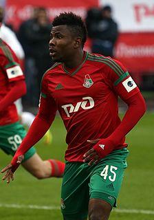 Ezekiel Henty Nigerian footballer