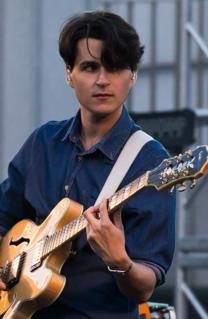 Ezra Koenig American rock musician