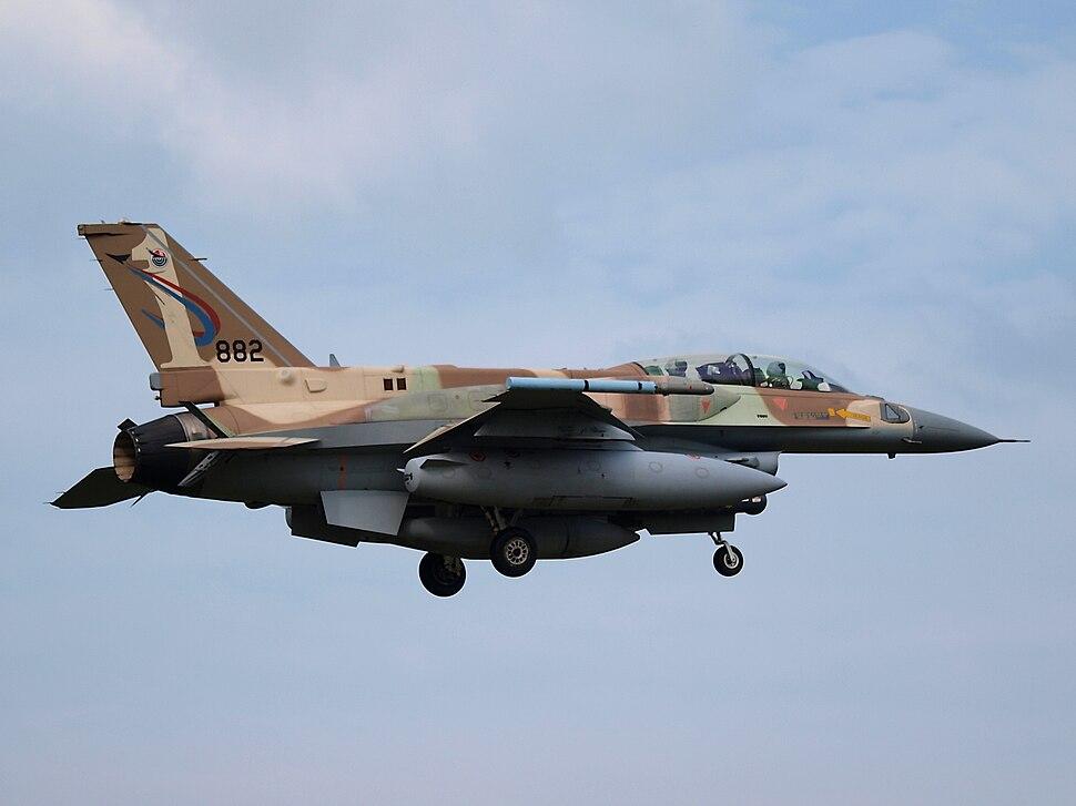 F-16I Soufa 1
