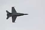 F-18C Hornet HN-411 Turku Airshow 2015 04.JPG
