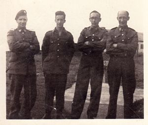 Army Reserve (Ireland) - Members of the FCÁ, early 1960s