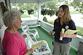 FEMA - 32132 - Community Relations Describes Proper FEMA Credentials.jpg