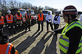 FEMA - 39599 - Recovery team gets safety briefing before searching in Texas.jpg