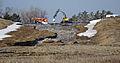 FEMA - 43288 - Construction equipment at Lake Lamoure in North Dakota.jpg