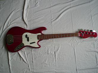Fender Bass V - 1965 Fender Bass V