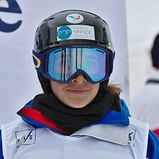 FIS Moguls World Cup 2015 Finals - Megève - 20150315 - Perrine Laffont.jpg