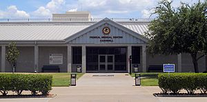 Capital punishment by the United States federal government - Federal Medical Center, Carswell, Texas, houses the female death row inmates