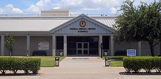 Federal Medical Center, Carswell Womens federal prison in Fort Worth, Texas, U.S.