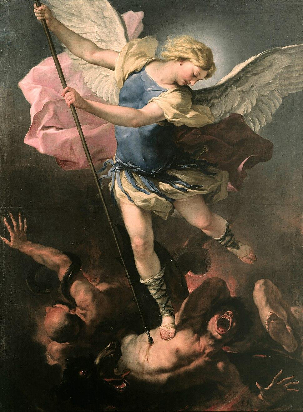 Fa Presto - St. Michael - Google Art Project
