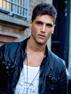 Fabio Mancini Italian model