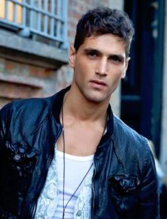 Fabio Mancini Italian male supermodel