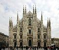 Facade - Duomo - Milan 2014 (7).JPG