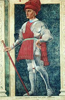 Italian aristocrat