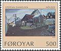 Faroe stamp 203 steffan danielsen - nolsoy.jpg