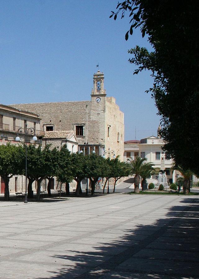 Castle of Favara